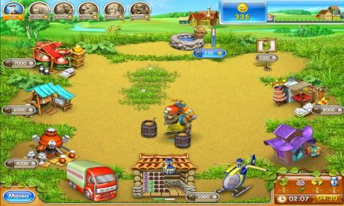 скачать ключ к игре веселая ферма3 русская рулетка